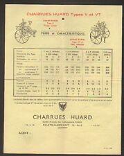 "CHATEAUBRIANT (44) USINE de MACHINES AGRICOLES / CHARRUES Type V & VT ""HUARD"""