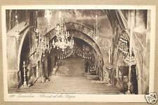 LEHNERT & LANDROCK N°609 JERUSALEM CHURCH VIRGIN VIERGE