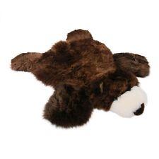 peau de mouton - Tapis pour enfants en fourrure ours mérinos d'agneau