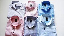 Boss Hugo Boss Tailored Herren Hemd, Herren Business Hemd Große; 40 ( 15. 3/4 )