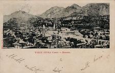 # DEMONTE: VALLE STURA 1901