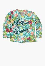 243009 Boboli Baby Mädchen Tshirt Shirt Sweat Sweatshirt Gr. 62 68 74 80 86 Neu