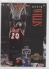 1994-95 Skybox #251 Kevin Willis Miami Heat Basketball Card