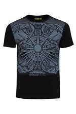 Versace Jeans Compass Men's Cotton T-Shirt