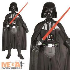 Deluxe Darth Vader Chicos Star Wars De Disfraces Halloween Niños Niños Disfraz