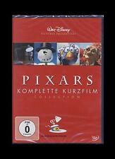DVD PIXARS KOMPLETTE KURZFILM COLLECTION 1 - Macher von FINDET NEMO & TOY STORY