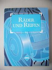 Das blaue Buch von ARAL Teil 4 Räder Reifen 1992