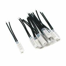 5pcs 40~160°C Bimetal Temperature Thermostat Control Switch N/C 250V 5A KSD9700