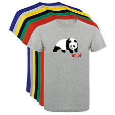 Camiseta Enjoi logo panda Hombre varias tallas y colores