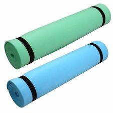 New Roll Up Foam Camping Mat Festival Sleeping Mattress Exercise Yoga Beach