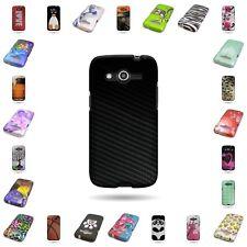 Samsung Galaxy Avant Case Hard Plastic Design Cover