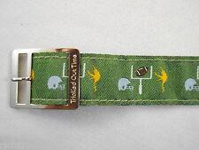 Watchband Nylon strap 22 mm lug width SPORTS golf football soccer balls