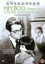 Hey, Boo: Harper Lee and To Kill a Mockingbird (Dvd, 2011)