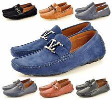 Nuevo Para Hombre Casual Zapatos Mocasines Slip On conducción Zapatos Disponibles. en tamaños UK 6-11