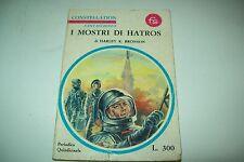 HARLEY K.BRONSON-I MOSTRI DI HATROS-CONSTELLATION FS-3-INTERNATIONAL CONTINENTAL