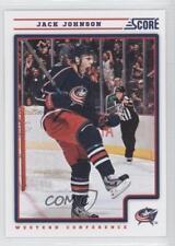 2012-13 Score #153 Jack Johnson Columbus Blue Jackets Hockey Card
