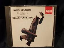 Beethoven - Violin Concerto  -Nigel Kennedy/Klaus Tennstedt & Sinfonie Orch. NDR