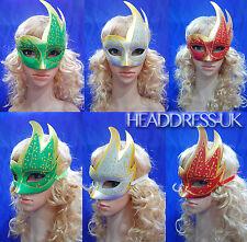 Glitter Venetian Masquerade Carnival Party Eye Mask