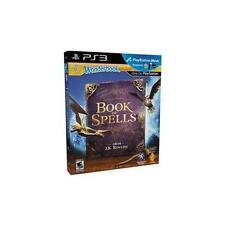 Wonderbook: Book of Spells (Sony PlayStation 3, 2012)