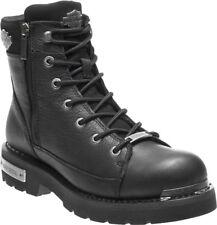 Harley-Davidson® Men's Chipman Black Leather Motorcycle Boots D93492