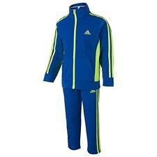 Adidas Youth Boys 2PC Athletic Set Bright Blue