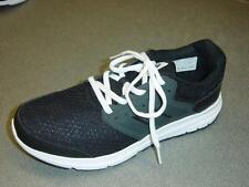 Adidas Sneaker Halbschuhe | schwarz | Textil | Größe UK 3,5 bis 8,5