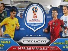 2018 Panini Prizm Copa Del Mundo Base Team Sets - Elige Lista