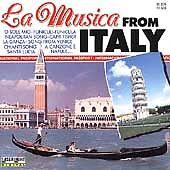 La Musica from Italy by Mandoline Orchestra (CD, Delta) O Sole Mio/Santa Lucia..