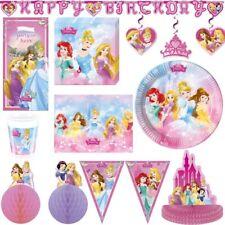 Disney Princesse anniversaire d'enfant MOTIF FILLE FÊTE SET