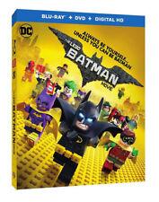 The LEGO Batman Movie (Blu-ray/DVD, 2017, Includes Digital Copy) NEW