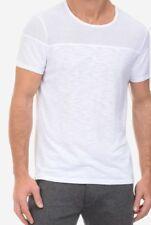 2(X)IST Men's Open Mesh T-Shirt 31A220T201 10001, White