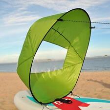 "Foldable Kayak Boat Wind Sail Sup Paddle Board Sailing Windpaddle Sailboat 42.5"""