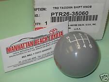 2005-2015 TACOMA TRD SHIFT KNOB 6-SPEED  MANUAL TRANS GENUINE TOYOTA ACCESSORY