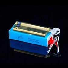 Schließzylinder Zylinderschloss 3-15 Schlüssel Halbzylinder 9/50 mm