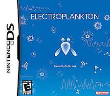 Electroplankton (Nintendo DS, 2006)