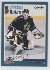 2003-04 O-Pee-Chee #239 Felix Potvin Los Angeles Kings Hockey Card