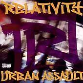 Various: Relativity Urban Assault  Audio Cassette