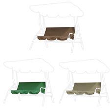 Waterproof Fabric Courtyard Garden Swing Hammock Seat Cushion Pad 150x150x10cm