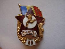 Romania Romanian Badge Sport Pin GMA GTO level 2 Class II GST MHK brass
