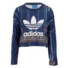 Adidas - CIRANDE C SWEATSHIRT - FELPA CASUAL - art.  AY6896-C