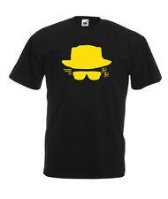 Heisenberg Breaking Bad Tutte le cose brutte deve finire T-Shirt Retrò T-shirt BITCH metanfetamina