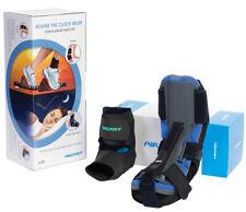 Aircast AirHeel Plantar Fasciitis Ankle Brace & DNS Dorsal Night Splint Care Kit
