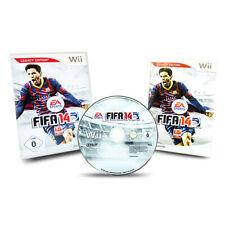 Nintendo Wii Spiel FIFA 14 - 2014 - LEGACY EDITION in OVP mit Anleitung