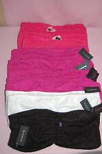 NWT BEBE Lace Bandeau Bra~XS/S/M/L~Pink/White/Black~AWESOME~