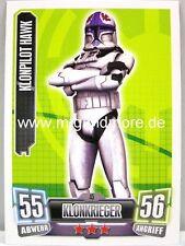 Force Attax Serie 2 Klonpilot Hawk #045