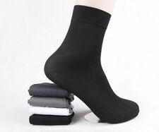 Fashion 10 Pairs Man Short Bamboo Fiber Socks Stockings Middle Socks 4 Color