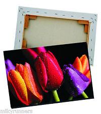 Quadro tela canvas con telaio a sbalzo h 30 cm ,personalizzato con le tue foto