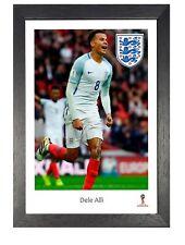 Harry Kane 8 English Footballer Tottenham Hotspur Poster Sport Quote Court Print
