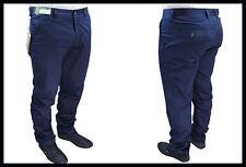 Pantalons homme bleu linea classique Diamond Jeans taille 44 46 48 50 52 54 56