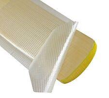 Mazza da Cricket Protezione Anti strascico in fibra di vetro foglio. Mazza da Cricket anti strascico Foglio